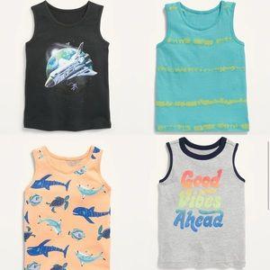 Boy shirts lot of 4